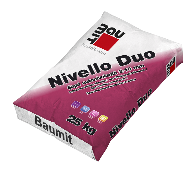 Baumit Nivello Duo